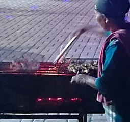 layanan wisata Barbeque Party