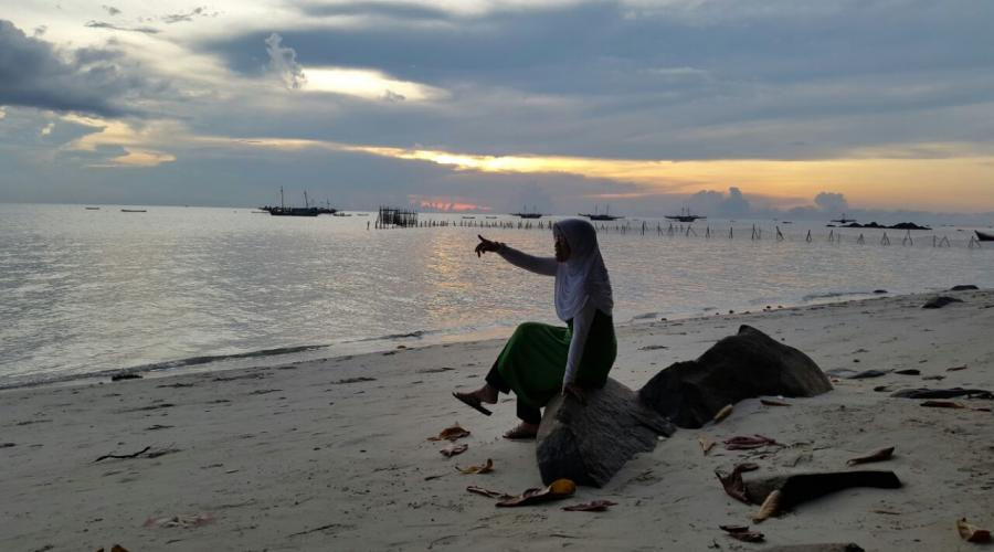 foto #6 Sunset Beach @ Bukit Berahu
