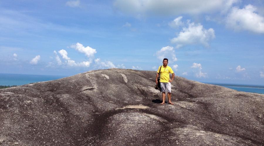 foto #2 liburan di Belitung era New Normal