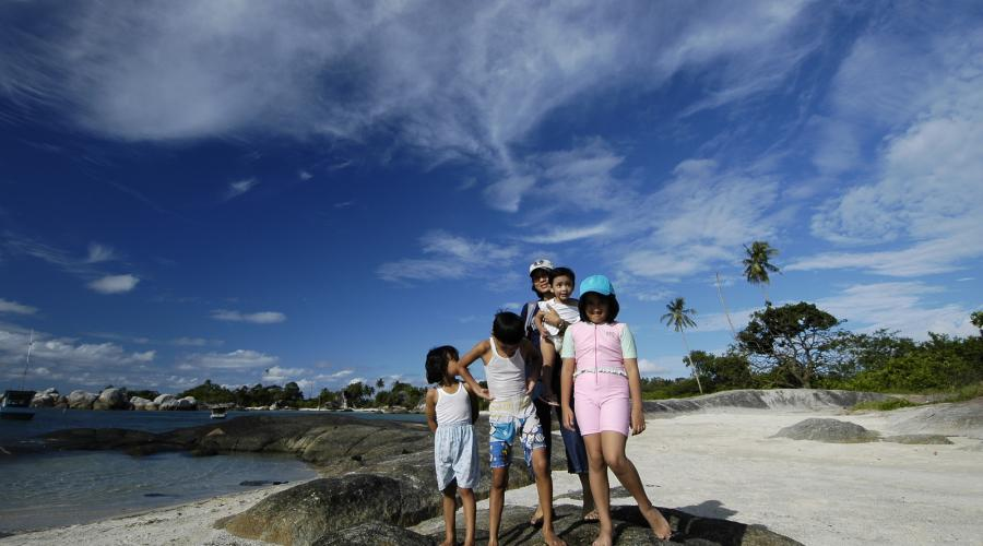belitung tour package