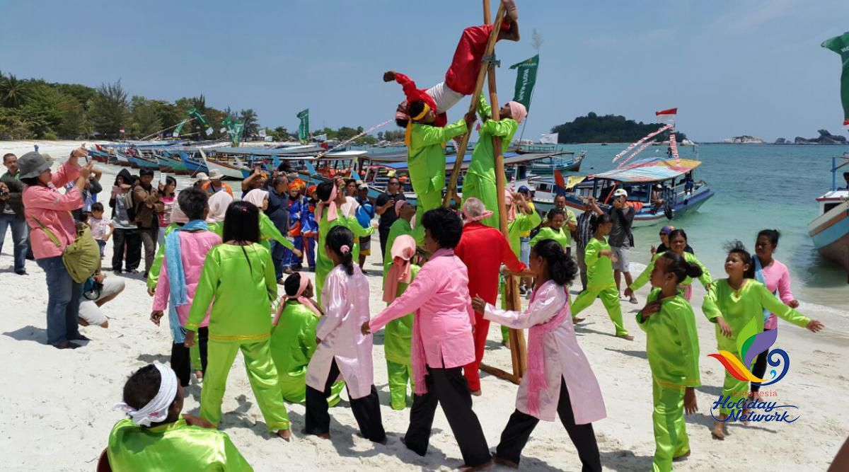 belitung destination Buang Jong