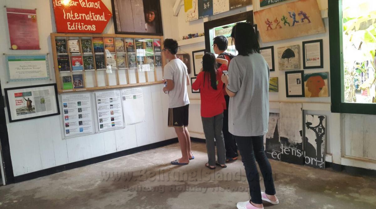 belitung destination Museum Kata