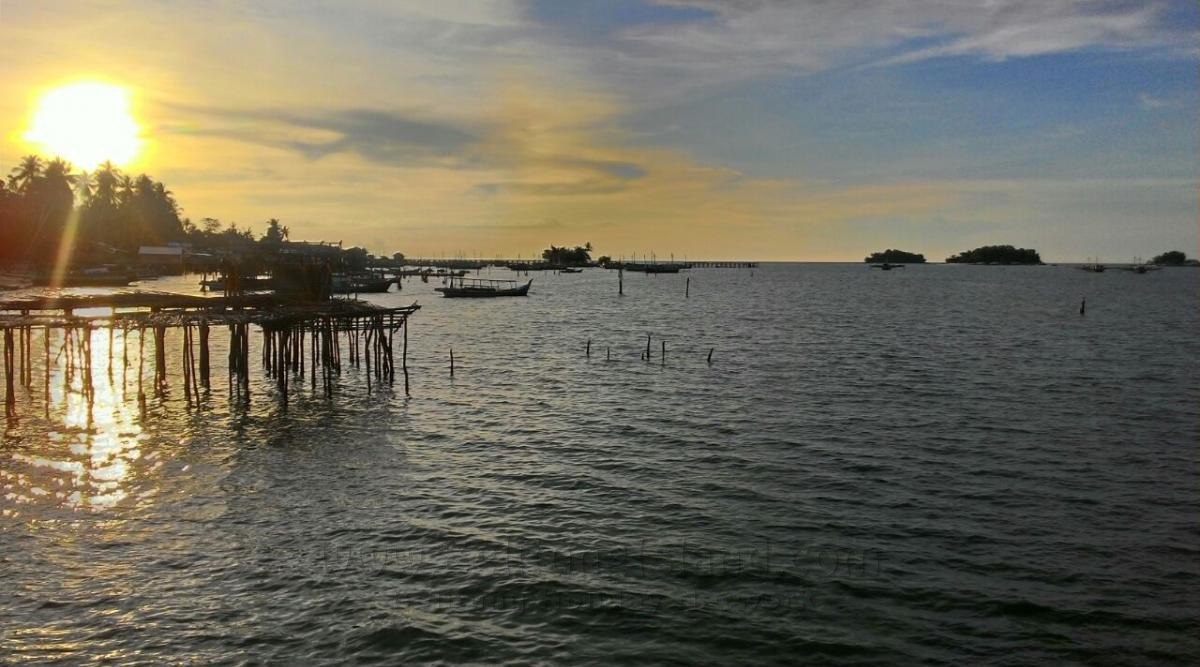 belitung destination Tanjung Binga