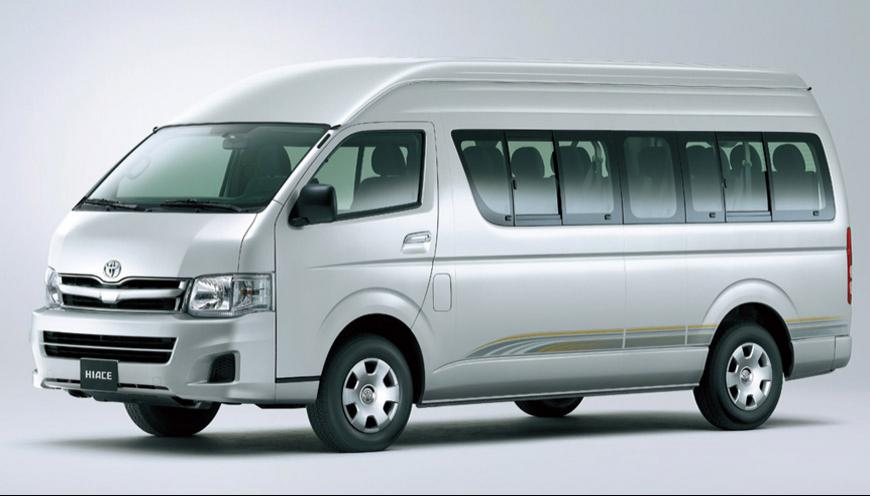 Hiace Car Only