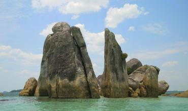 Belitung Video Pulau Cegat
