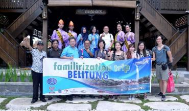Belitung Video Singapore Travel Agents